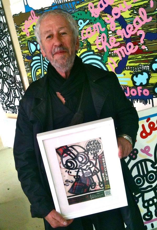 Bernard Ouvrard. Troc... cool man !