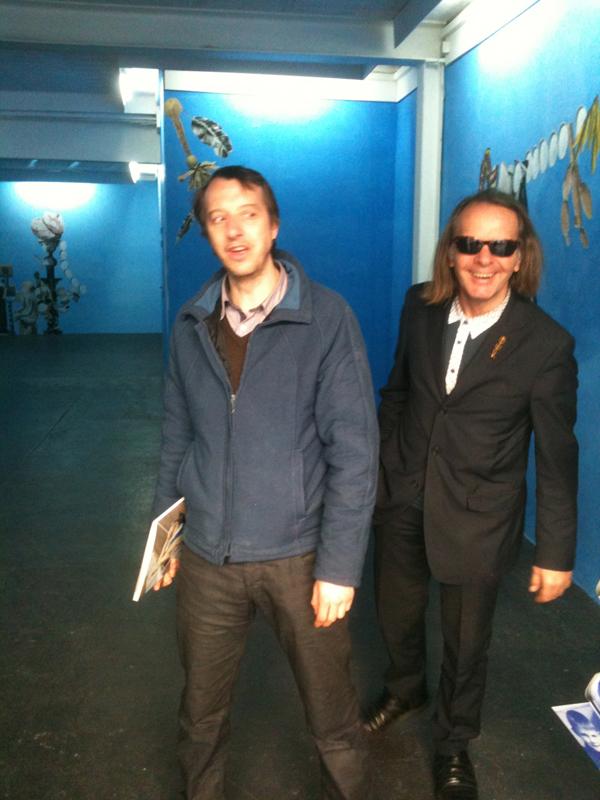 Nicolas d'Hautefeuille et charles... cool men !