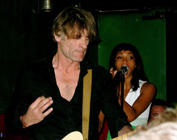 Ricky et Zabou en concert à Marseille