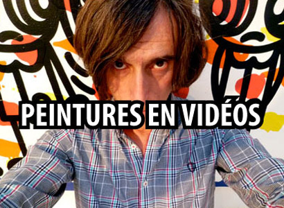 Peintures en vidéo