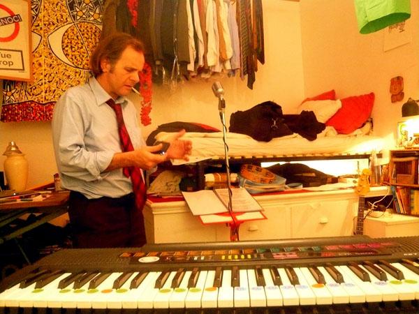 Charles en répétition à Marseille