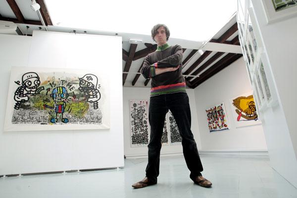 Musée Borda à Dax. Été 2010