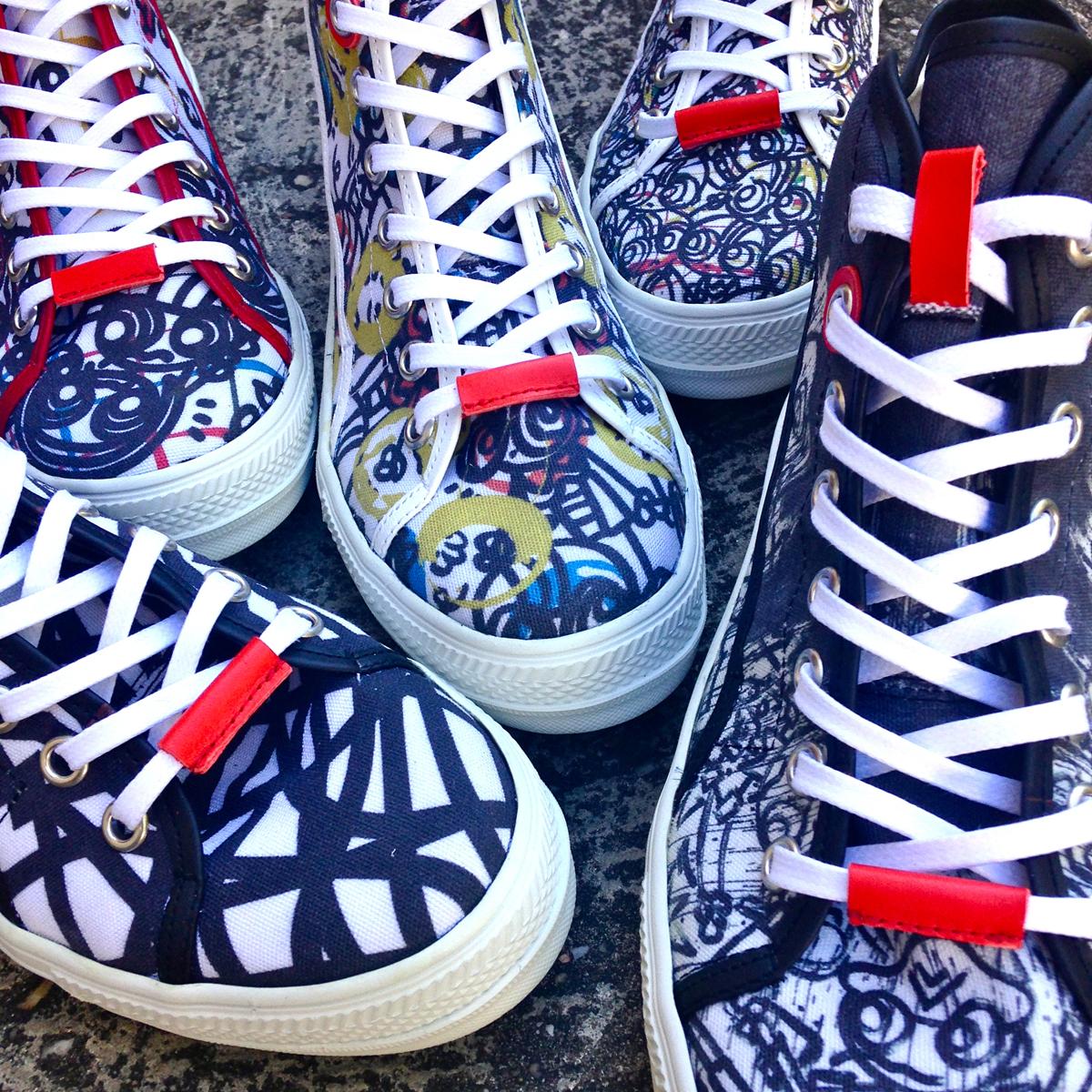 Collection disponible à la vente sur www.velsket.com